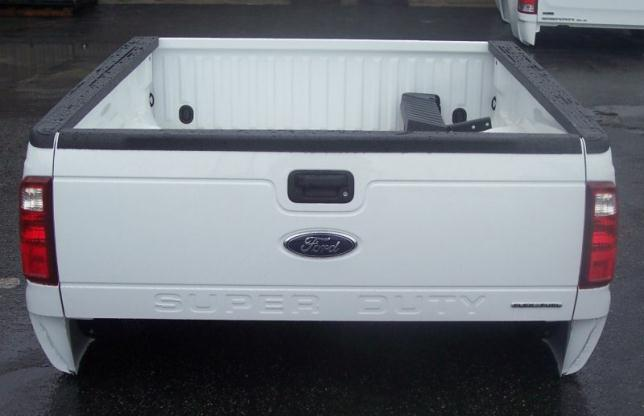 """Will Fit: Ford F250 or F350 6'6""""Pickup"""